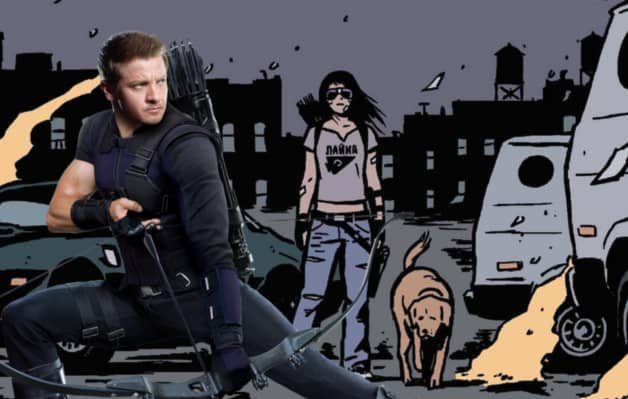 Hawkeye Marvel Television