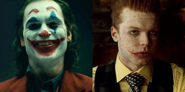 Joker Joaquin Phoenix Cameron Monaghan