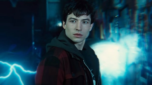 Justice League Ezra Miller The Flash Zack Snyder