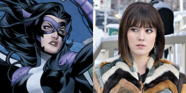 Birds of Prey Mary Elizabeth Winstead