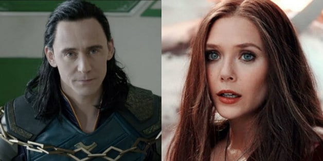Loki & Scarlet Witch Are Getting Their Own Series On Disney's Streaming Service