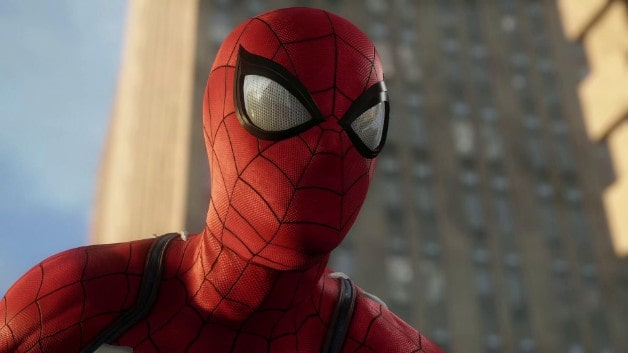 Marvel's Spider-Man Close-Up
