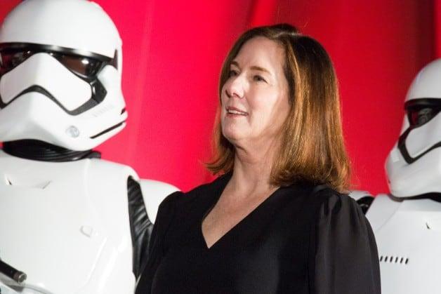 'Star Wars': Lucasfilm President Kathleen Kennedy Extends Deal