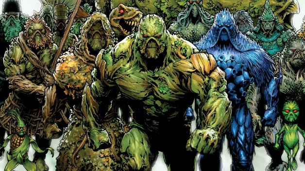 swamp thing-dc