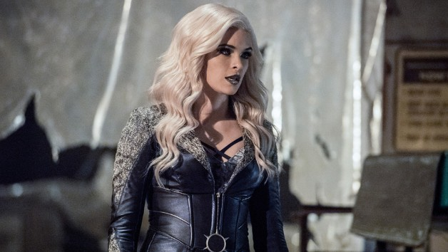 Danielle Panabaker Gets Killer Frost Suit For Grant Gustin's The Flash