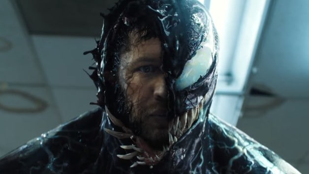Venom Tv Spot Finds Eddie Brock Trying To Control His Powers