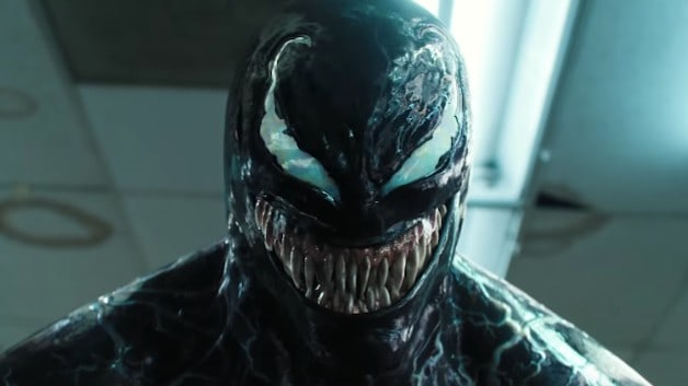 Venom Sony Marvel Tom Hardy