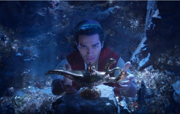 'Aladdin' Teaser: Guy Ritchie Reimagines the Animated Disney Classic