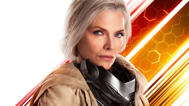 Ant-Man and the Wasp Janet van Dyne