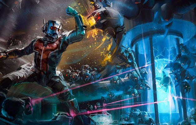 Ant Man And The Wasp Ride Opens In March At Hong Kong Disneyland