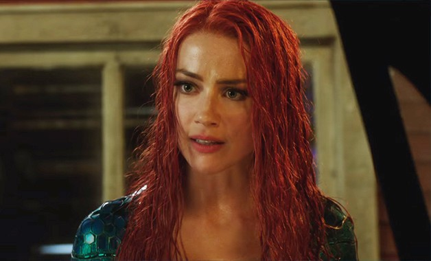 Aquaman Amber Heard Mera DC Comics James Wan