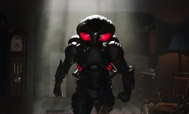 Justice League 2 Legion Doom Aquaman Black Manta Yahya Abdul-Mateen II DC Comics