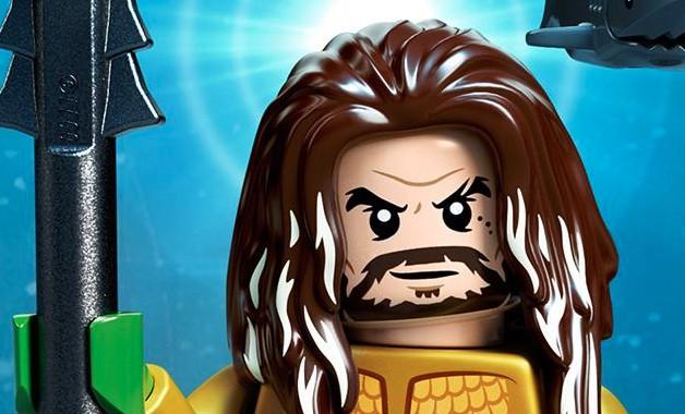 Aquaman DC Comics LEGO
