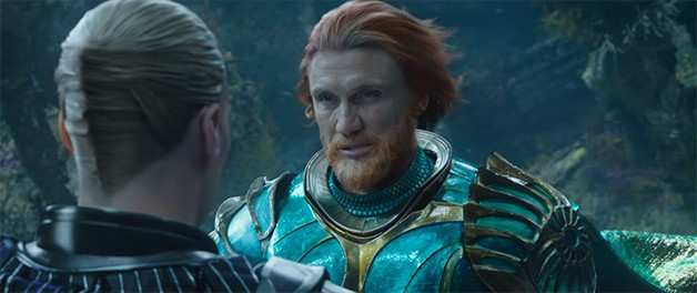 'Aquaman': Ocean Master Tries To Recruit King Nereus In ...