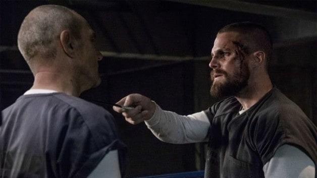 Arrow Season 7 Ricardo Diaz