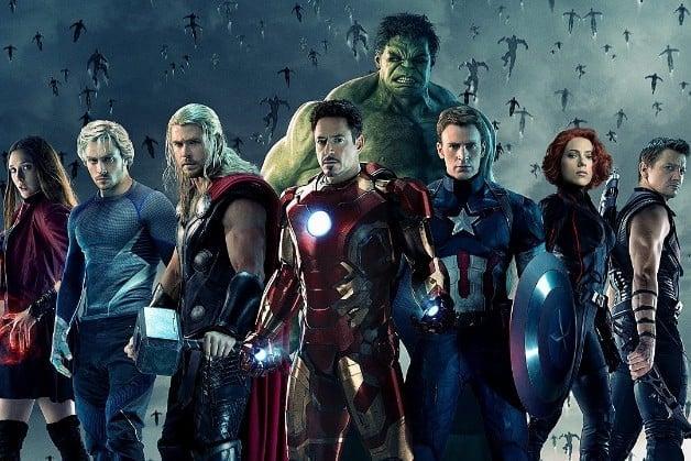 Avengers: Infinity War Hits Netflix On Christmas Day