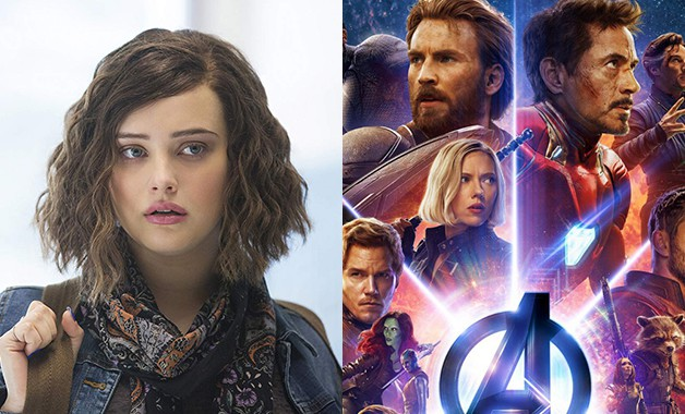 Avengers 4 Casts 13 Reasons Why Alum Katherine Langford
