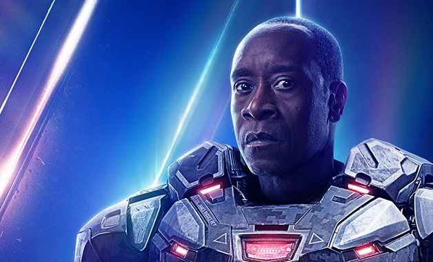 Avengers 4 Don Cheadle Marvel Studios