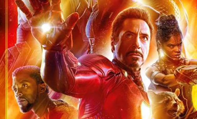 Avengers Infinity War Empire