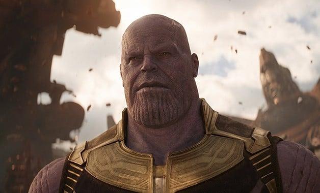 Avengers Infinity War Thanos Marvel Studios