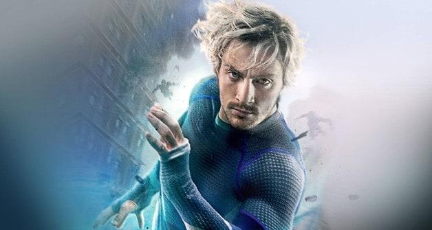 Matthew Vaughn Kick-Ass Kingsman Aaron Taylor-Johnson Nightwing Avengers Marvel Quicksilver