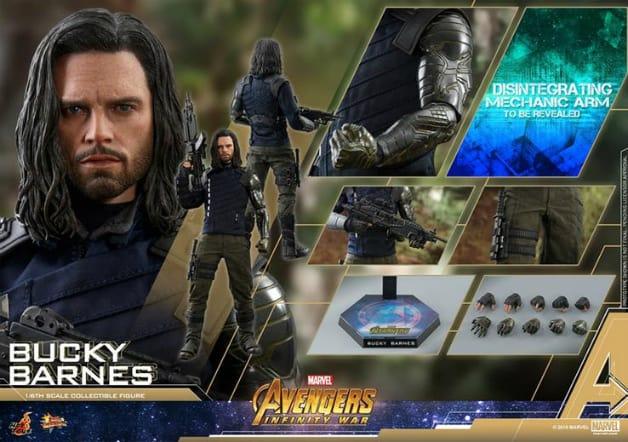 Bucky Avengers Infinity War