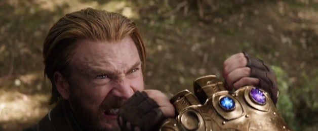 Captain America Chris Evans Avengers 4 Infinity War