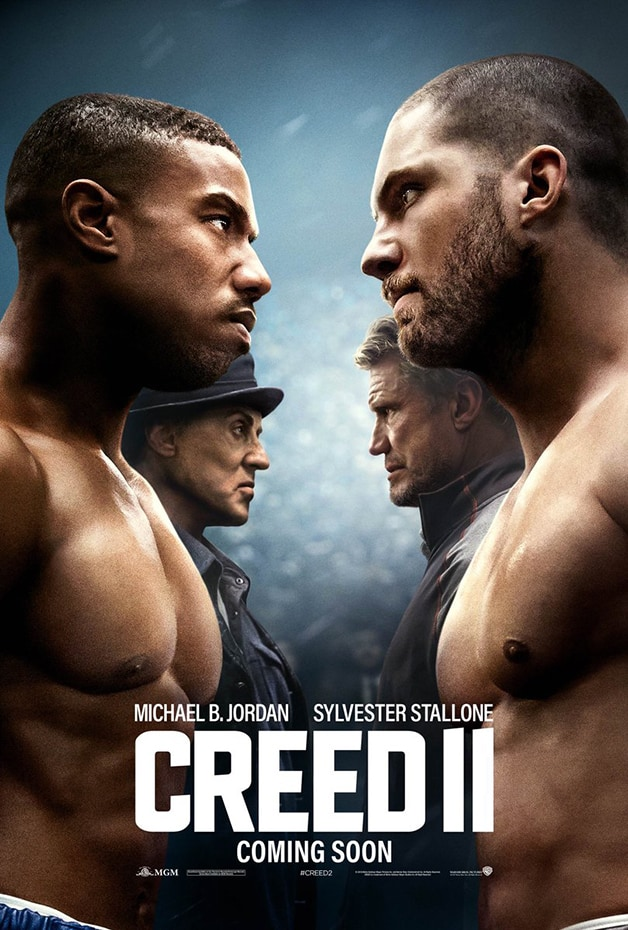 Creed II Rocky Balboa Ivan Drago