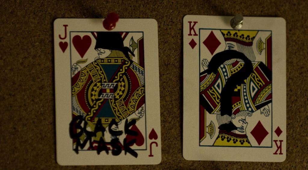 Daredevil King Pin Cards