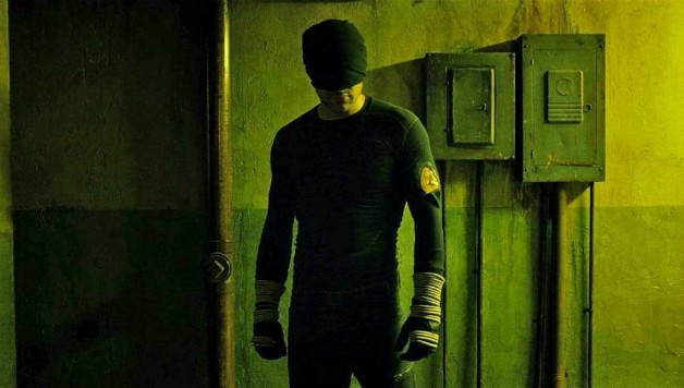 Daredevil Season 3 Black Suit