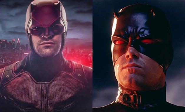 Daredevil Charlie Cox Ben Affleck Marvel