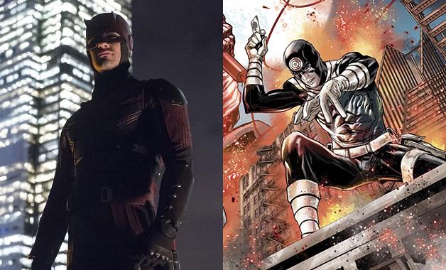 Daredevil Marvel Netflix Bullseye