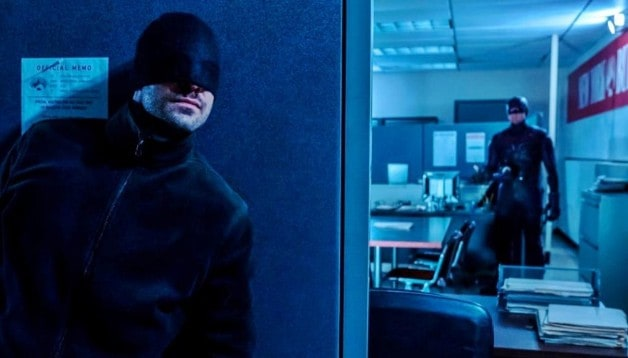 Daredevil Season 3 Marvel Netflix Bullseye