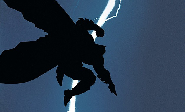 Dark Knight Returns Frank Miller DC Comics Batman