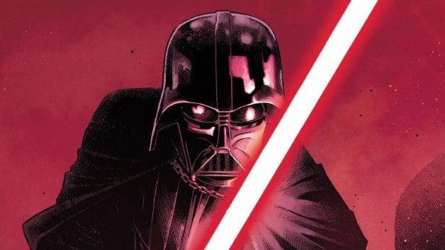 Darth Vader Comic Star Wars