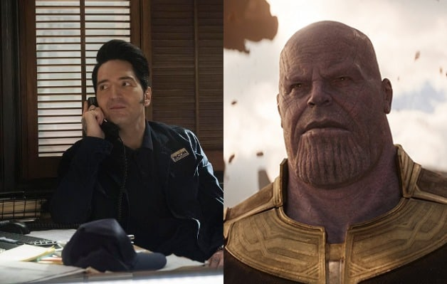 David Dastmalchian Ant-Man Thanos