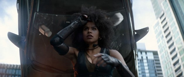 Deadpool 2 Zazie Beetz Domino X-Force