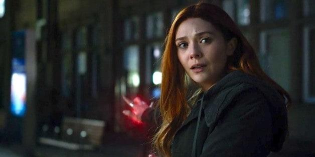 Elizabeth Olsen Avengers 4 Infinity War