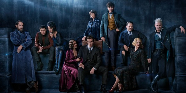 Fantastic Beasts The Crimes of Grindelwald WB Cast