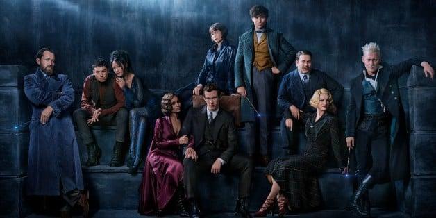 Fantastic Beasts The Crimes of Grindelwald WB Cast Warner Bros