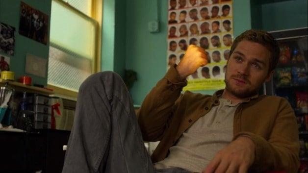 Finn Jones Iron Fist Danny Rand Marvel Netflix
