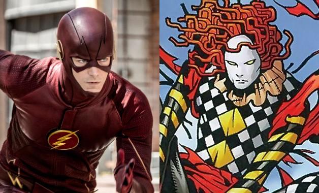 Flash Rag Doll DC Comics CW