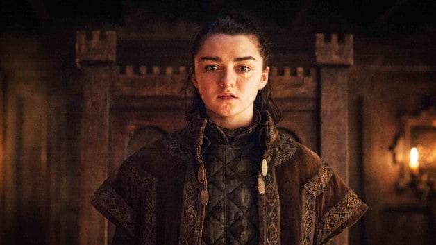 Game of Thrones Maisie Williams Arya Stark
