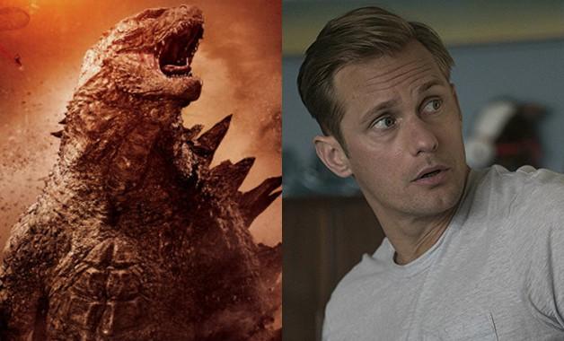 Godzilla Kong Alexander Skarsgård