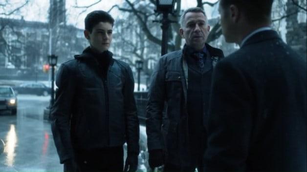 Gotham Ben McKenzie Temporada 5 Batman DC