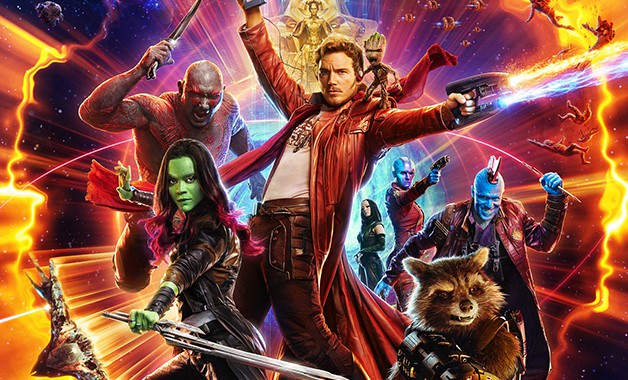 Guardians of the Galaxy Vol. 2 Marvel Studios Kevin Feige