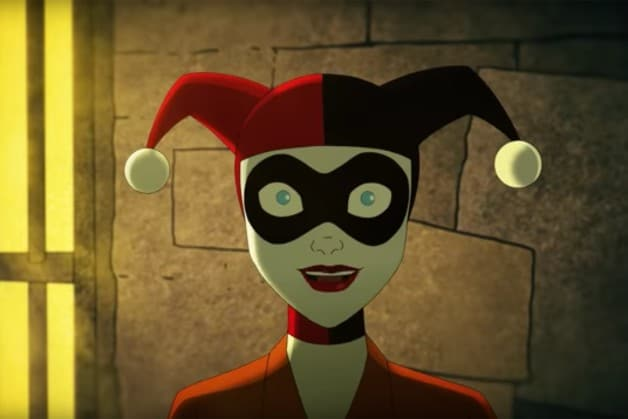 Harley Quinn DC Universe Kaley Cuoco