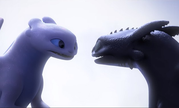 How To Train Your Dragon Hidden World Toothless Dreamworks