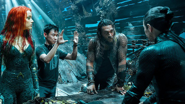 James Wan Aquaman Dc Justice League