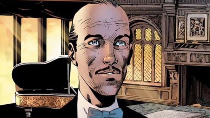 Joker Batman Alfred Pennyworth DC Comics